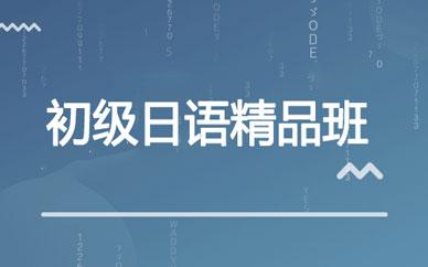 郑州初级日语精品培训课程