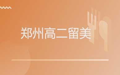 郑州高二留美课程