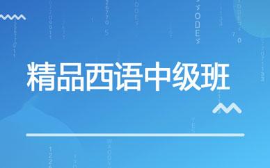 郑州中级西语能力进阶班