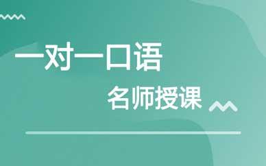 郑州一对一口语私教课