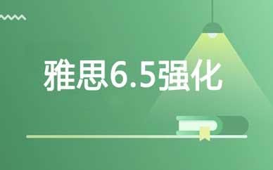 郑州6.5分雅思强化课程