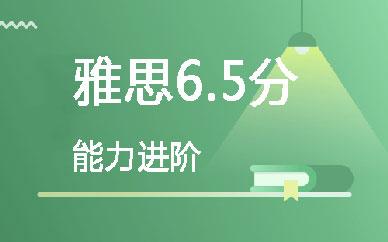 郑州6.5分雅思提升课