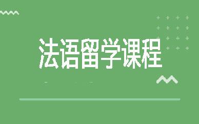 郑州法语出国留学课_郑州法语留学指导课