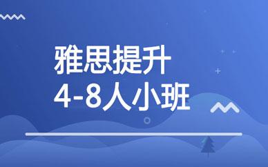 郑州雅思能力提高4-8人班