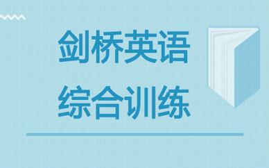 郑州剑桥少儿英语综合训练课程