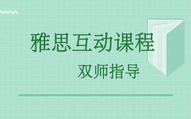 郑州雅思双师互动课程