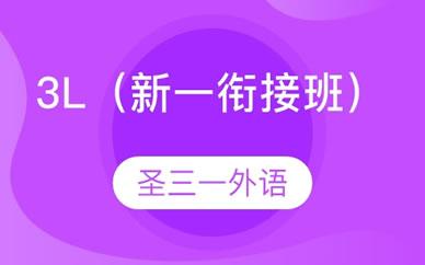 郑州3L(新一衔接班)培训课程