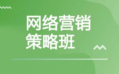 郑州网络营销策略班