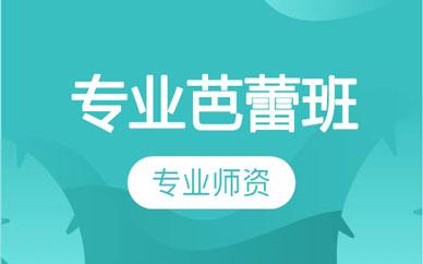 郑州芭蕾形体培训班