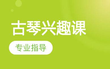 郑州古琴兴趣培训班