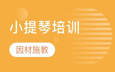 郑州小提琴入门课程