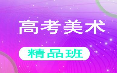 郑州高考美术美院精品班辅导课程