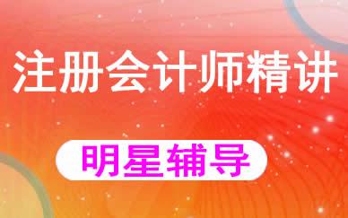 郑州注册会计师精讲培训班