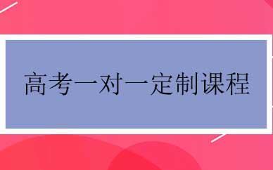 郑州高考一对一定制课程辅导_郑州高考一对一培训