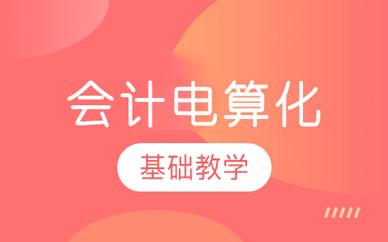 郑州精品会计电算化课程