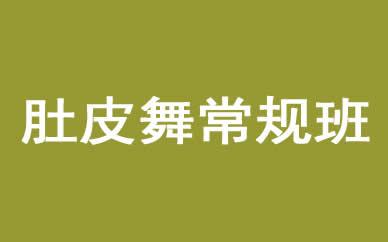 郑州肚皮舞常规班辅导课程