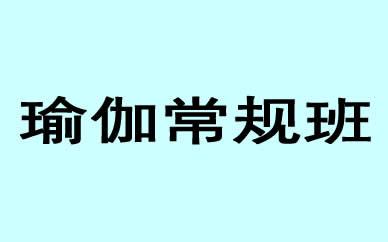 郑州瑜伽常规班训练课程