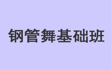 郑州钢管舞基础班训练课程