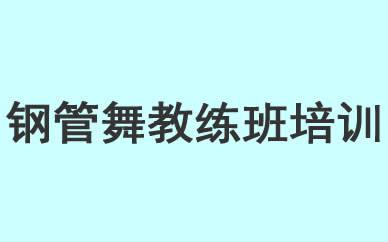 郑州钢管舞教练班培训课程