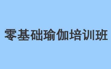 郑州零基础瑜伽爱好者培训班