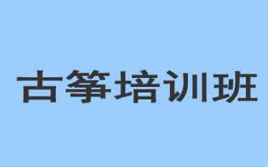 郑州古筝培训班