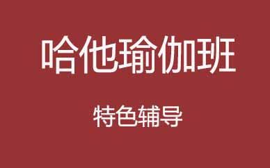 郑州哈他瑜伽培训班课程