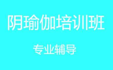 郑州阴瑜伽培训班课程
