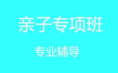 郑州亲子专项训练课程