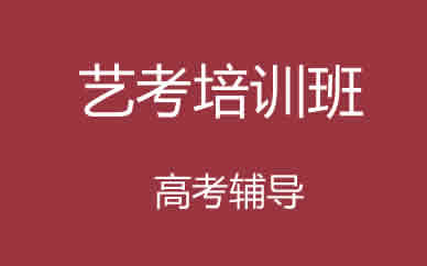 郑州高考艺考专业培训班辅导课程