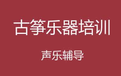 郑州古筝乐器培训课程